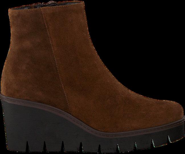 Cognacfarbene GABOR Hohe Stiefel 780.1  - large