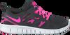 Schwarze NIKE Sneaker FREE RUN 2 BABY - small