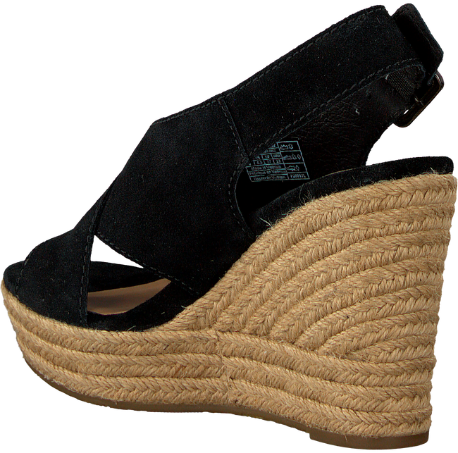 Black UGG shoe HARLOW  - large