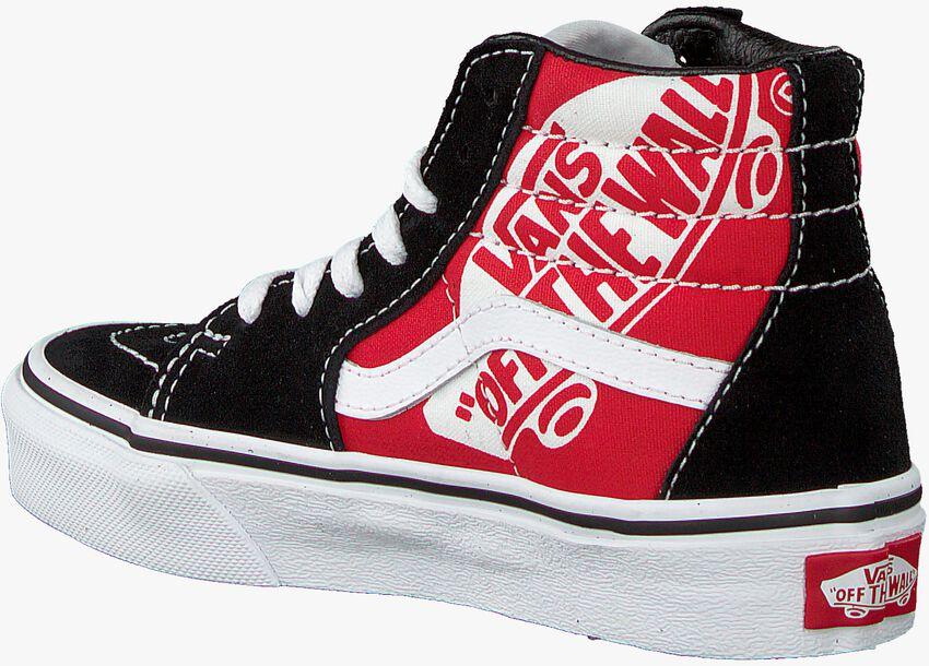Schwarze VANS Sneaker UY SK8-HI  - larger