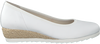 Weiße GABOR Slipper 641 - small
