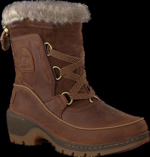 Braune SOREL Ankle Boots TORINO PREMIUM - large