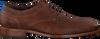 Braune REHAB Business Schuhe BRAD WEAVE - small
