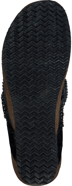 Schwarze LAZAMANI Pantolette 75.455  - large