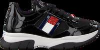 Schwarze TOMMY HILFIGER Sneaker low 30818  - medium