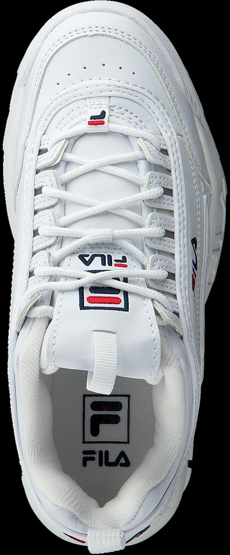 white FILA shoe DISRUPTOR S LOW WMN | Omoda.at