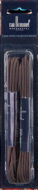 Braune VAN BOMMEL Schnürsenkel 2.94590.18 - large