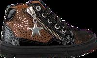 Cognacfarbene DEVELAB Sneaker low 42226  - medium