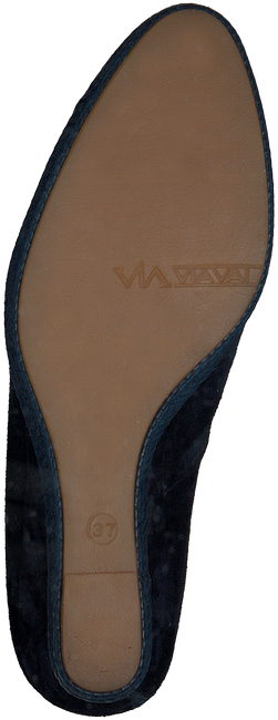 Blaue VIA VAI Espadrilles 5006003 - large