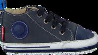 Blaue SHOESME Babyschuhe BP8W004 - medium