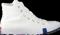 Weiße CONVERSE Sneaker high CHUCK TAYLOR AS MULTI LOGO  - medium