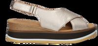 Goldfarbene GABOR Slipper 683  - medium