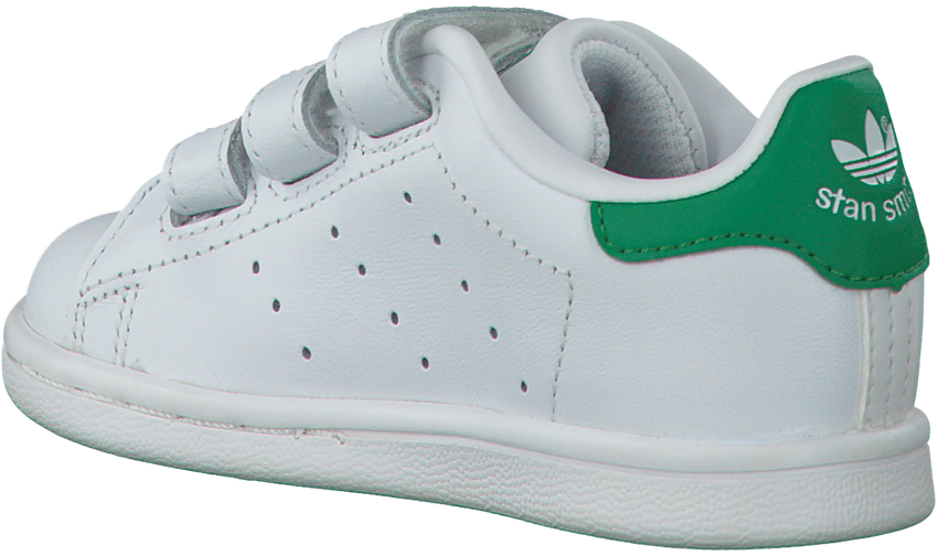 Weiße ADIDAS Sneaker STAN SMITH CF C - larger