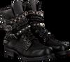Schwarze A.S.98 Biker Boots 520278 201 6002 SOLE SAINT 14 - small