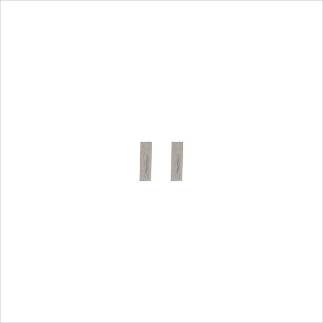 Silberne ALLTHELUCKINTHEWORLD Ohrringe PETITE EARRINGS MINUS - large