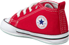 Rote CONVERSE Babyschuhe FIRST STAR - small
