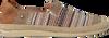 Braune LA SIESTA Espadrilles 51158  - small