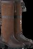 Braune DUBARRY Langschaftstiefel GLANMIRE - small
