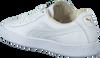 Weiße PUMA Sneaker BASKET CLASSIC MEN - small