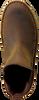 Braune CLARKS Chelsea Boots DESERT PEAK - small