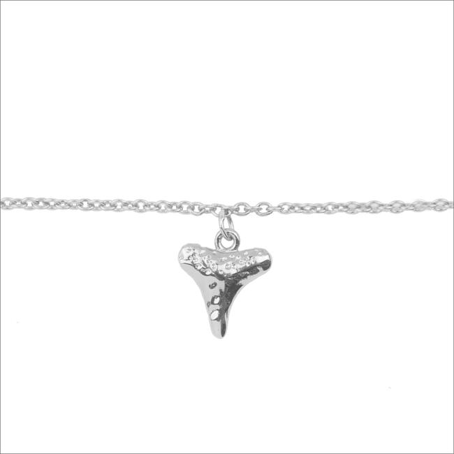 Silberne ALLTHELUCKINTHEWORLD Armband SOUVENIR BRACELET TOOTH - large