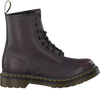 Rote DR MARTENS Ankle Boots 1460 - small