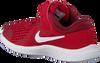 Rote NIKE Sneaker REVOLUTION 4 (TDV)  - small