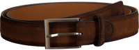 Cognacfarbene MAGNANNI Gürtel 1078 - medium