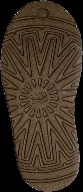 Cognacfarbene UGG Winterstiefel CLASSIC KIDS - large