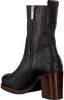 Schwarze SHABBIES Stiefeletten 183020112  - small