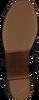Schwarze UNISA Sandalen TERRAT  - small