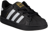 Schwarze ADIDAS Sneaker SUPERSTAR KIDS 1 - small