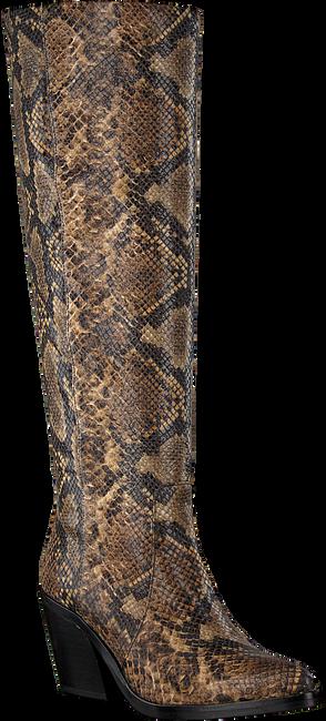 Braune VIA VAI Hohe Stiefel BLAKE  - large
