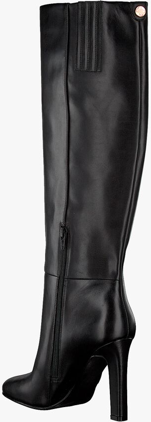 Schwarze GUESS Hohe Stiefel HILLORY/STIVALE  - larger