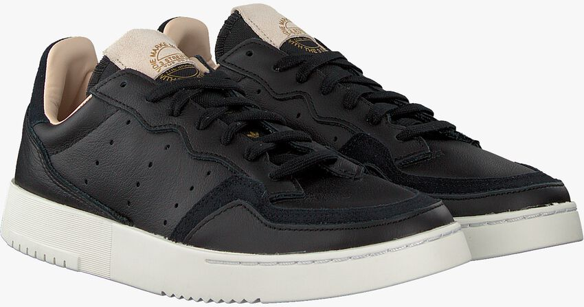 Schwarze ADIDAS Sneaker SUPERCOURT  - larger