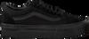 Schwarze VANS Sneaker OLD SKOOL PLATFORM - small