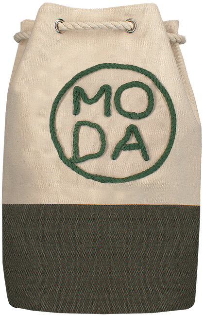 Grüne OMODA Shopper 9972 - large