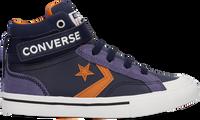 Blaue CONVERSE Sneaker high PRO BLAZE STRAP  - medium