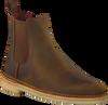Braune CLARKS Chelsea Boots 26138267 DESSERT PEAK - small