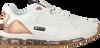 Weiße BJORN BORG Sneaker low X500 MSH  - small