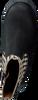 Schwarze OMODA Stiefeletten OM119671  - small