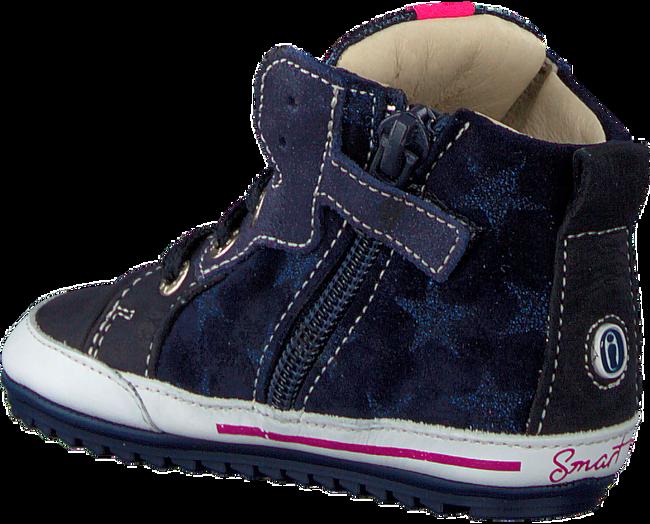 Blaue SHOESME Babyschuhe BP8W109 - large