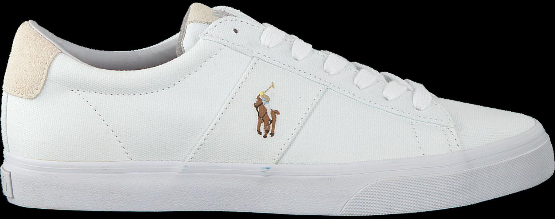 best service 45abe 0dbb5 Weiße POLO RALPH LAUREN Sneaker SAYER SNEAKERS VULC