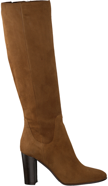 Cognacfarbene NOTRE-V Hohe Stiefel 173/03  - large
