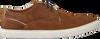 Cognacfarbene VAN LIER Business Schuhe 1919401  - small