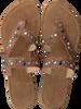 Braune LAZAMANI Pantolette 33.683 - small