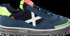 Blaue MUNICH Sneaker G3 KID - small