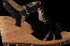 Schwarze GABOR Sandalen 828 - small