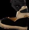 Schwarze UNISA Espadrilles CHUFY  - small