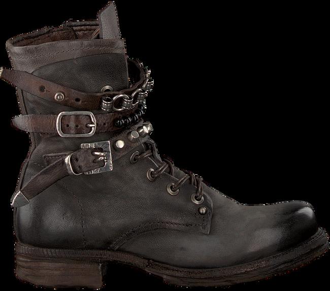 Taupe A.S.98 Biker Boots 520278 201 0001 SOLE SAINT 14 - large